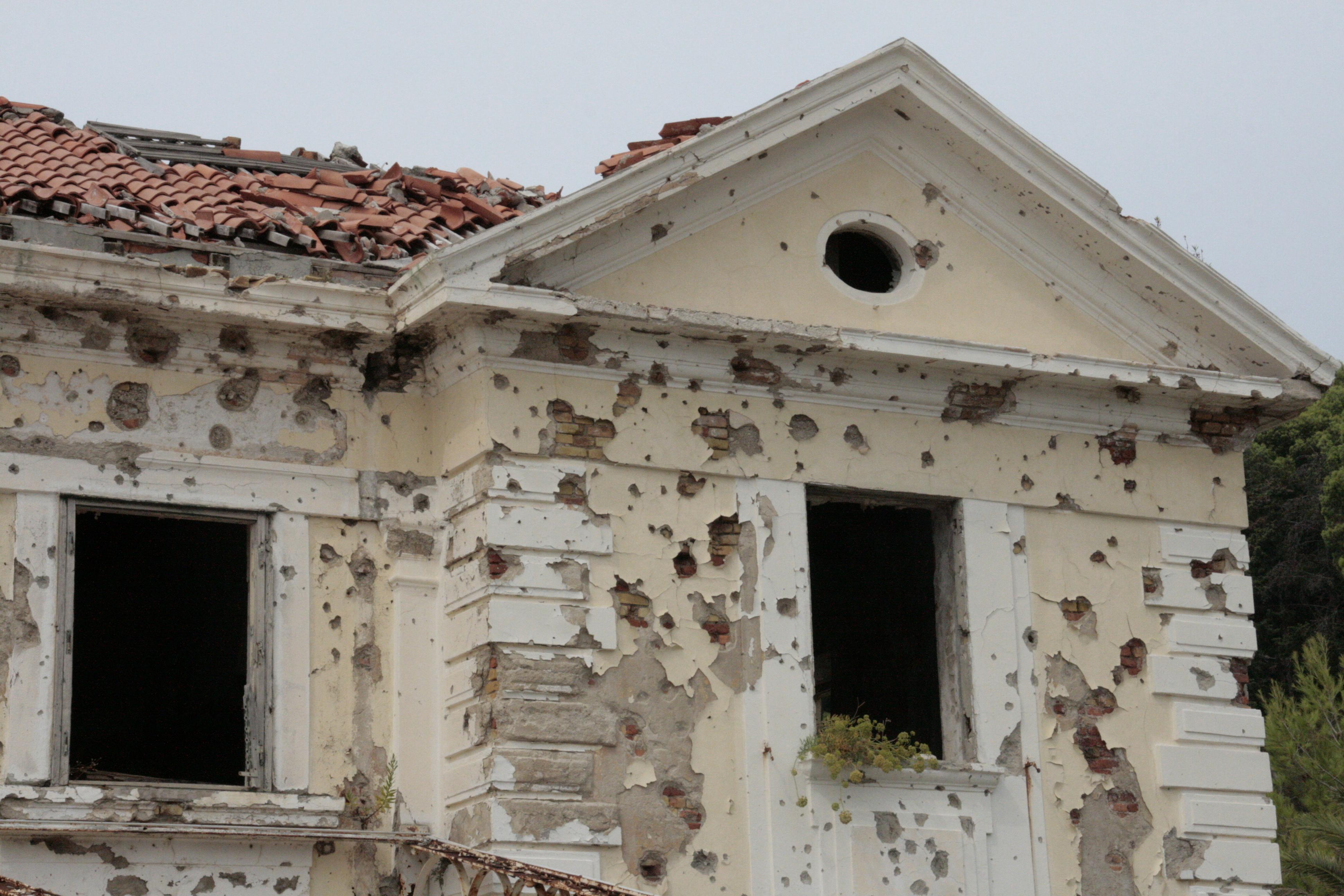 Kupari (Croacia) y la Guerra de los Balcanes