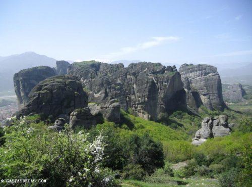 Paisajes de Meteora (Grecia)