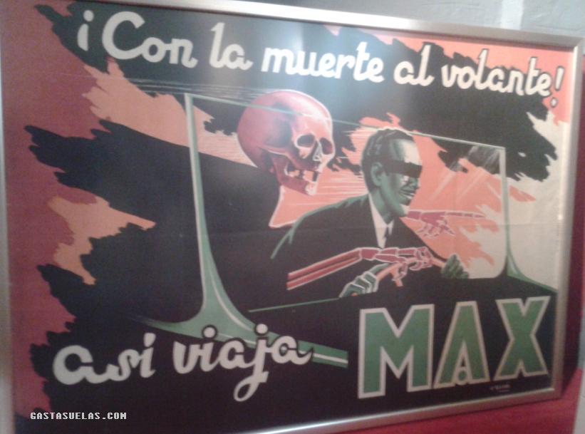 Profesor Max - Cartel
