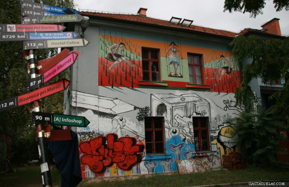 7-Metelkova-Ljubljana