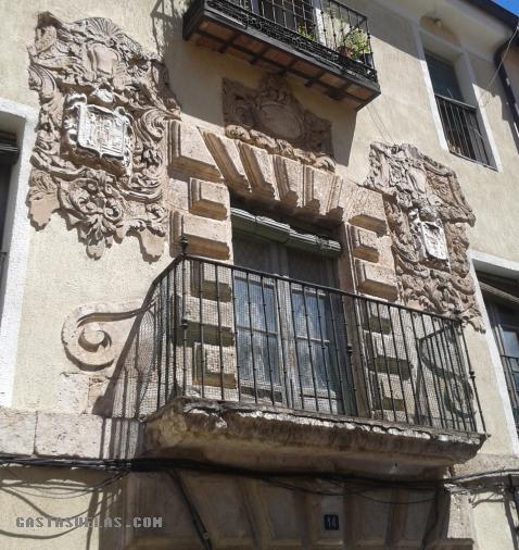 Brihuega - Edificio Señorial