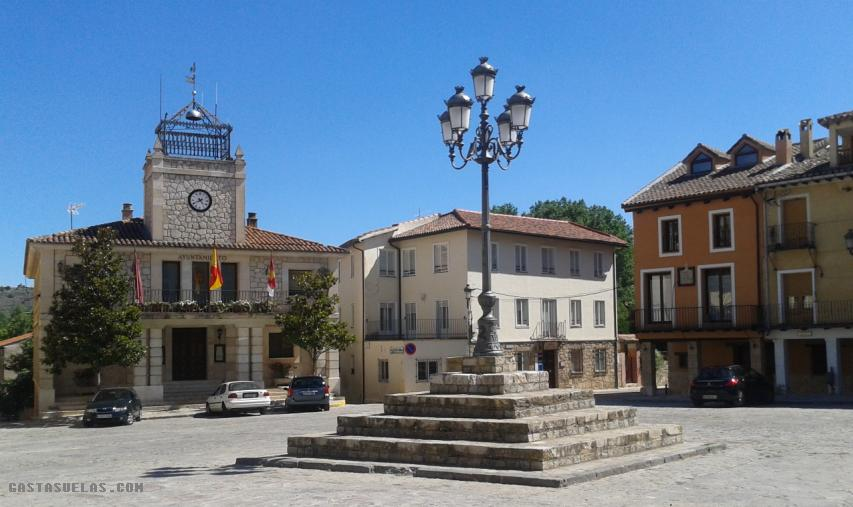 Brihuega - Plaza Coso