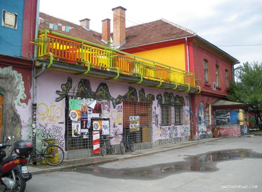 Metelkova-Hostel