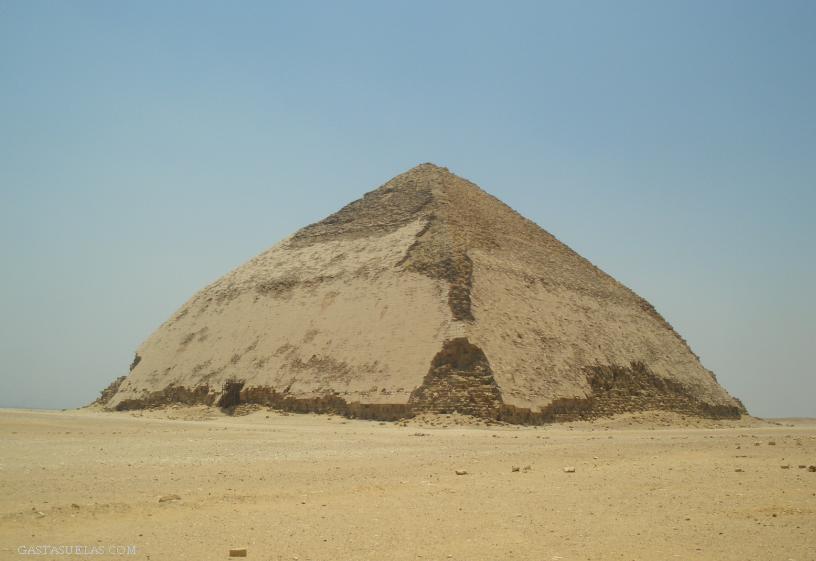 Dahshur y las primeras pirámides de Egipto