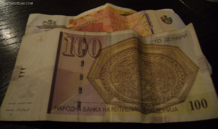 31-Skopje-Moneda
