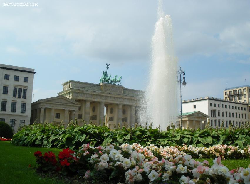 Puerta de Brandeburgo (Berlín, Alemania)