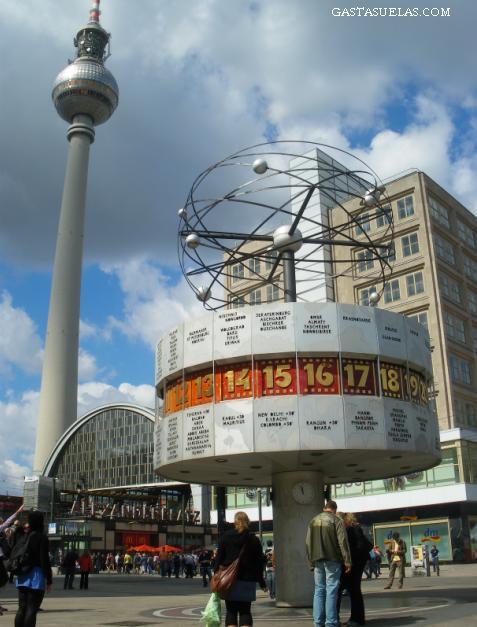 Alexanderplatz (Berlín, Alemania)