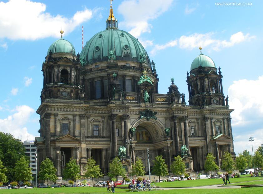 La Catedral de Berlín (Berliner Dom)