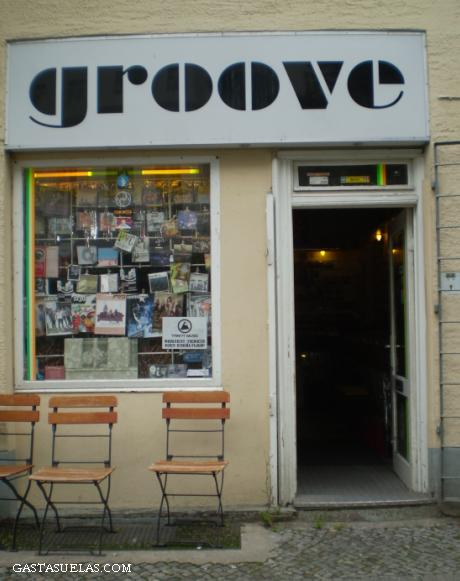Tienda de discos Groove (Berlín, Alemania)