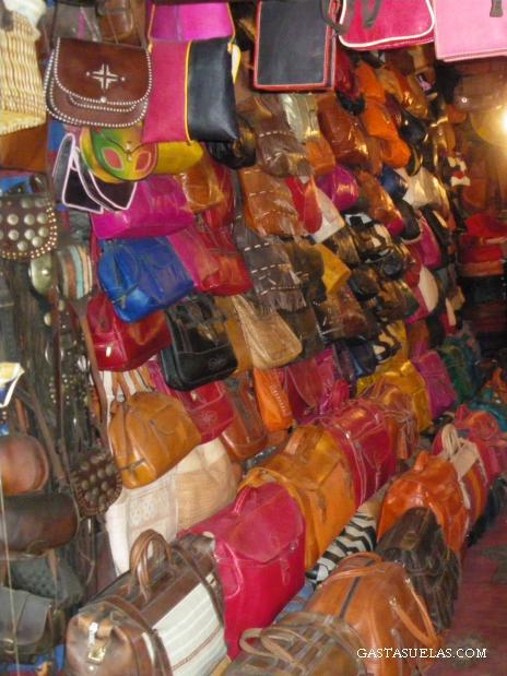 6-Fez-Marruecos-Marroquineria