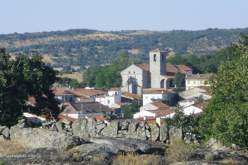 Iglesia de Los Santos (Salamanca)