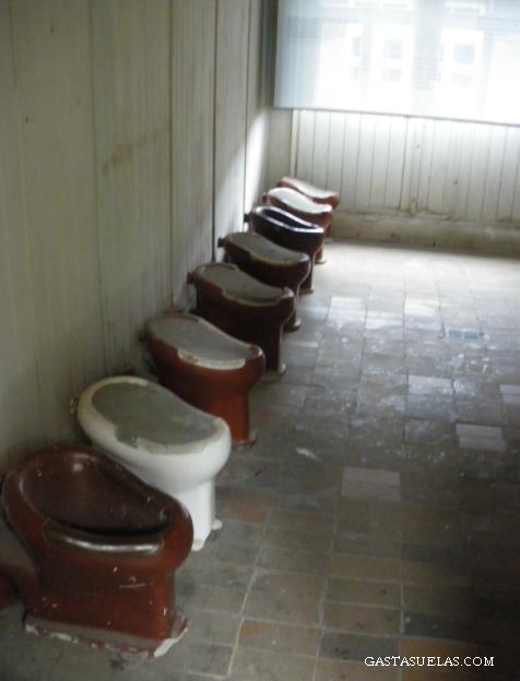 3-Alemania-Sachsenhausen-Barracon-wc