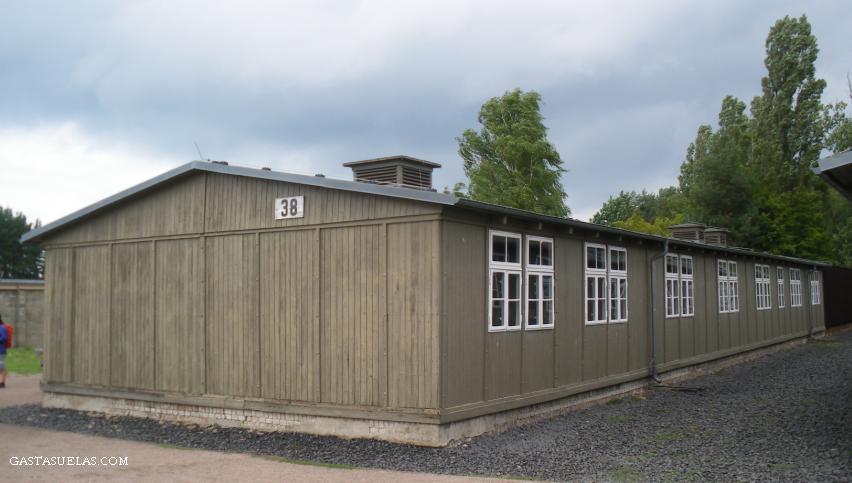 3-Alemania-Sachsenhausen-Barracon