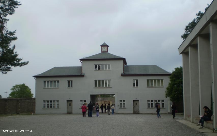 3-Alemania-Sachsenhausen