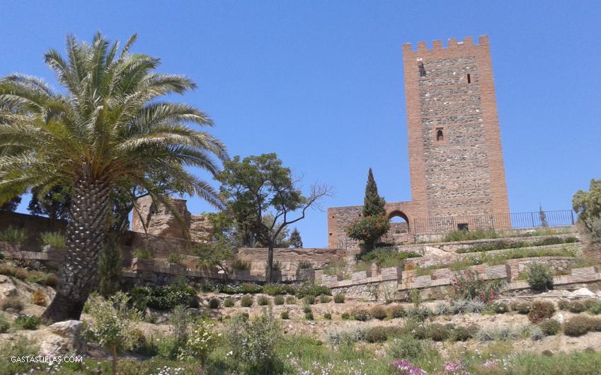 La Fortaleza de Vélez-Málaga (Málaga)