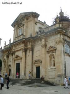 DUBROVNIK Catedral CROACIA