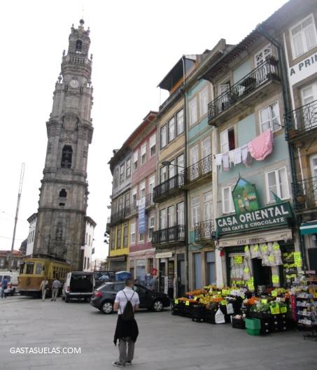 Oporto - Torre Clerigos