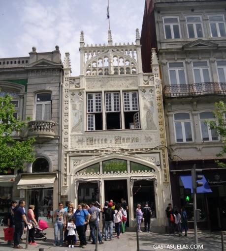 Oporto - Libreria Lello