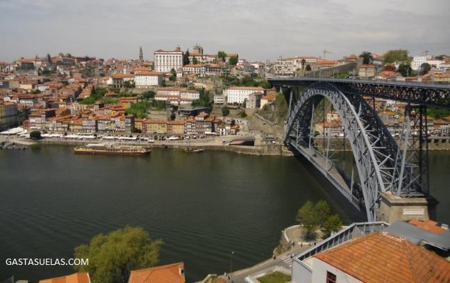 Oporto - Puente Luis I