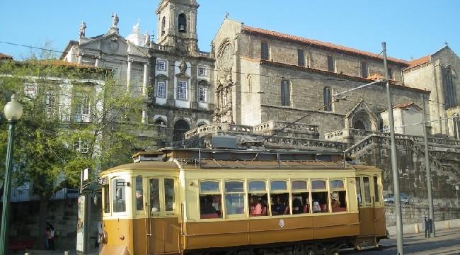 3 Oporto - Tranvia