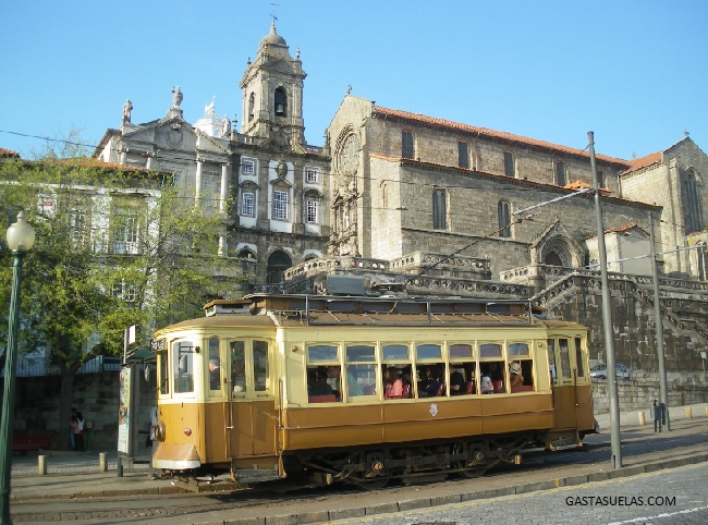 Oporto - Tranvia