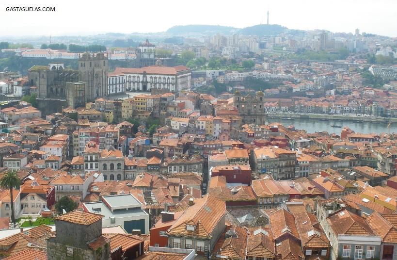 Oporto - Catedral - Gaia