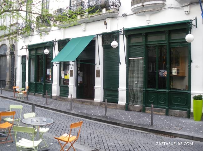 Oporto - Galerias Paris