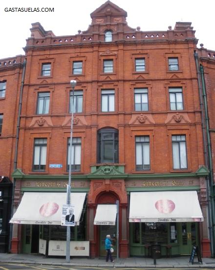Pub - Lincolns Inn - Dublin