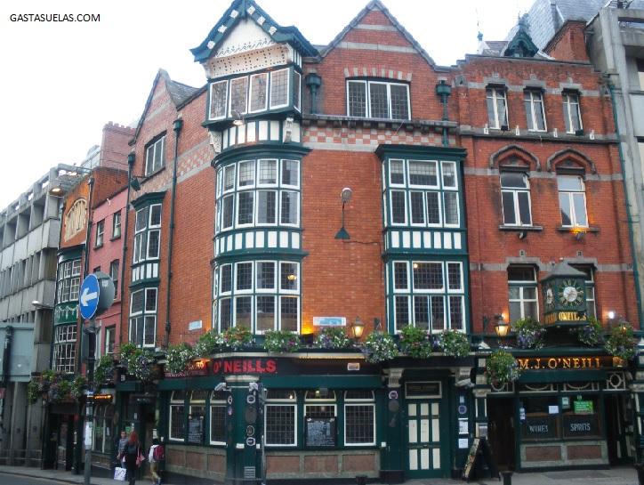 Pub - ONeills - Dublin