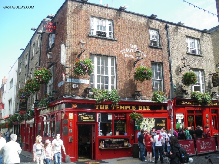 Pub - Temple Bar - Dublin