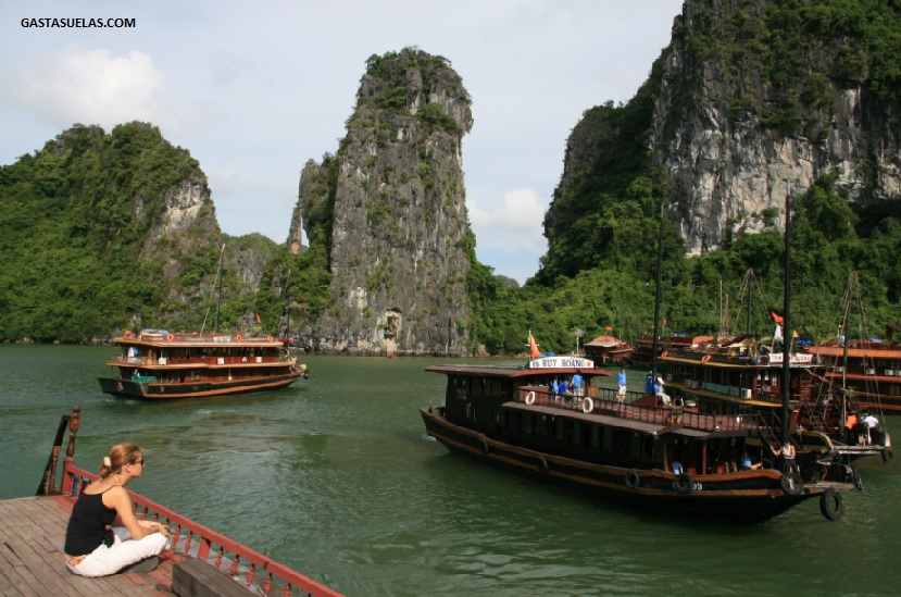 Vista - Ha long - Vietnam