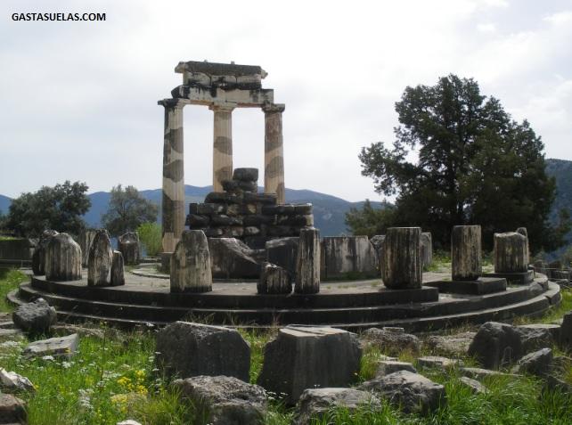 Tholos - Delfos - Grecia