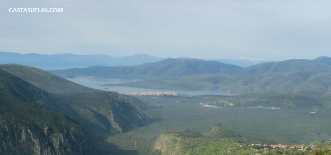 Vistas - Delfos - Atenas