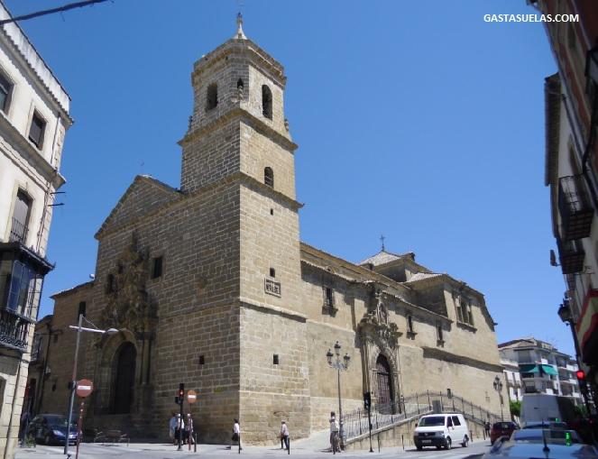 Iglesia Trinidad Ubeda
