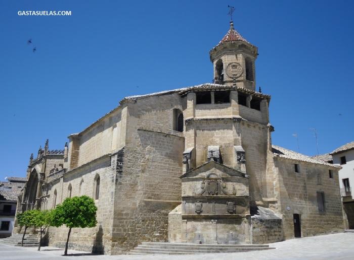 Iglesia de San Pablo - Ubeda -Jaen