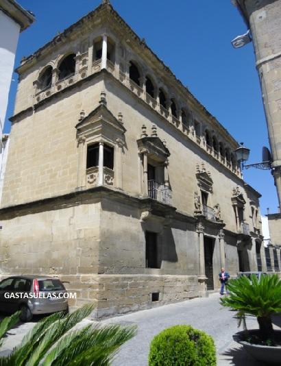 Palacio Vela de los Cobos - Ubeda