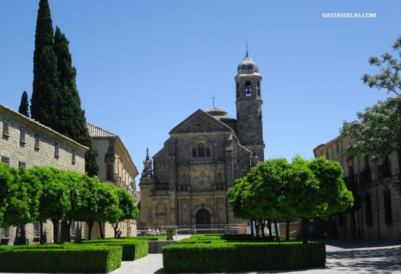 Úbeda (Jaén): Ciudad de Cristianos, Musulmanes y Judíos