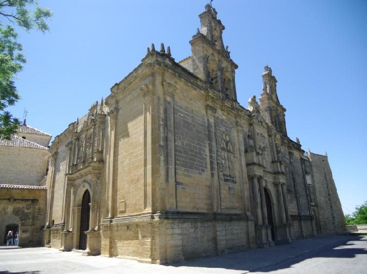 Santa Maria de los Reales Alcazares - Ubeda