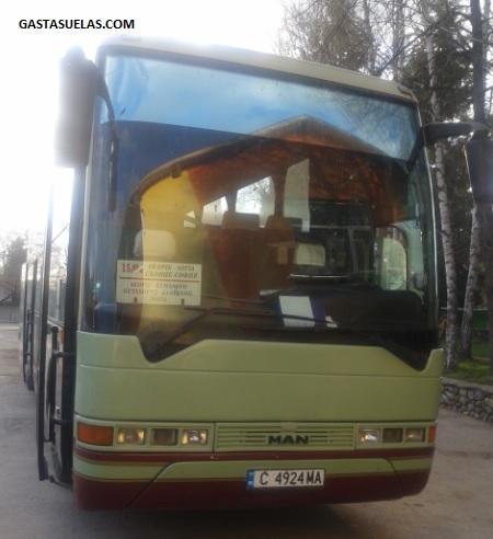 Autobus Skopje Sofia