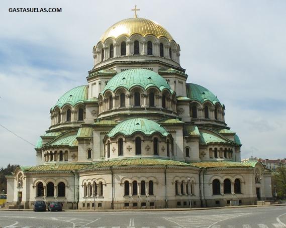 Catedral de Alejandro Nevki en Sofía (Bulgaria)