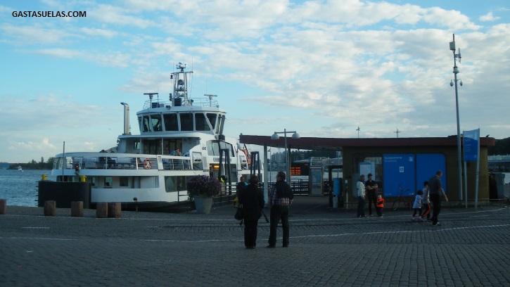 Barco Suomenlinna
