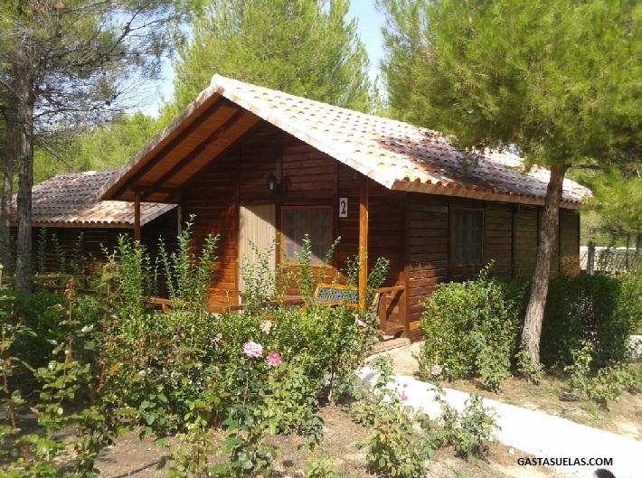 Cabaña Valle Cabriel y Jardines