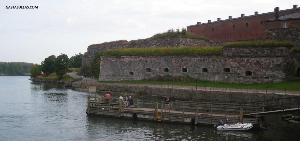 Fortaleza Suomenlinna