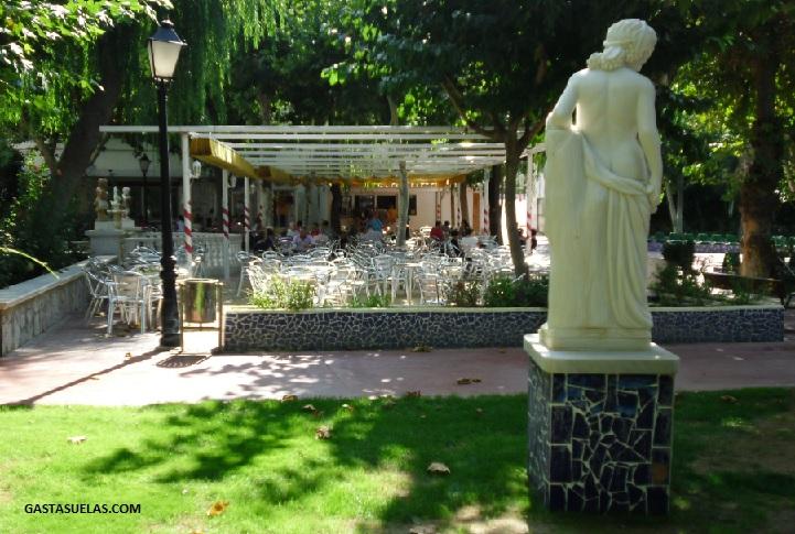Terraza Balneario Concepcion