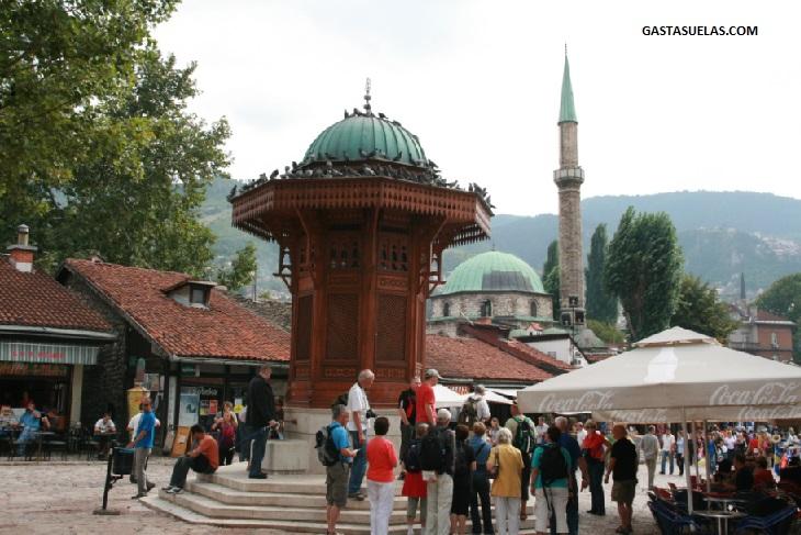 Bascarsija Sarajevo Centro