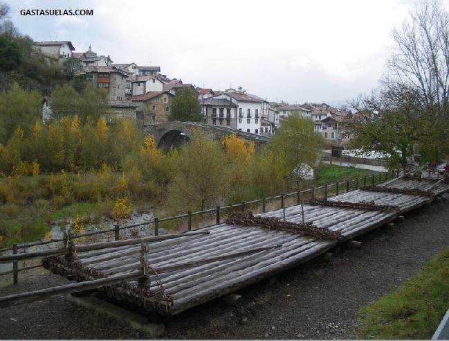 Burgui Almadia Navarra