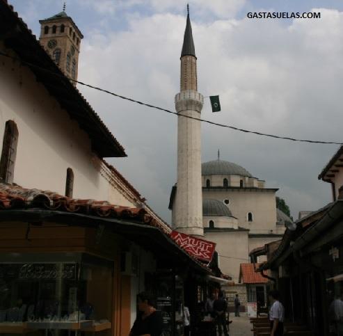Gazi Husrev Bey Mosque Sarajevo