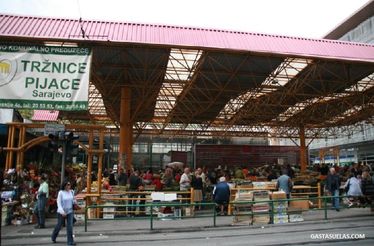 Mercado Sarajevo