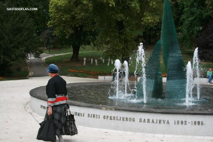 Monumento Ubijenoj Djeci Opkoljenog Sarajevo