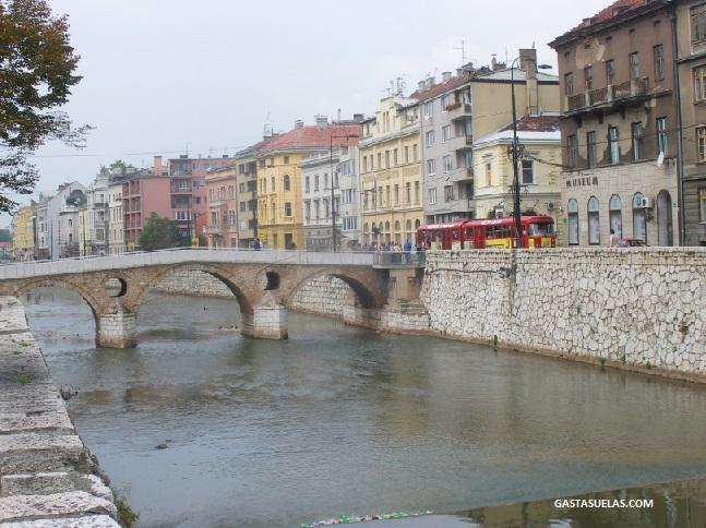 Puente Latino Sarajevo